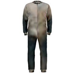 Whippet Brindle Eyes  OnePiece Jumpsuit (Men)