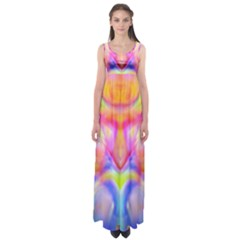 THE DANCE  by WBK:  Empire Waist Maxi Dress