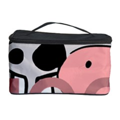 Moo Cow Cartoon  Cosmetic Storage Case