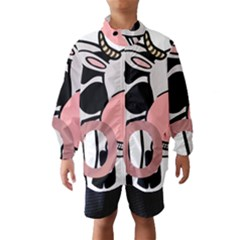 Moo Cow Cartoon  Wind Breaker (Kids)