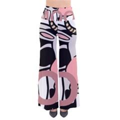 Moo Cow Cartoon  Pants