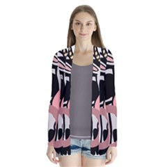 Moo Cow Cartoon  Cardigans
