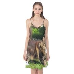Norwegian Forest Cat Full  Camis Nightgown