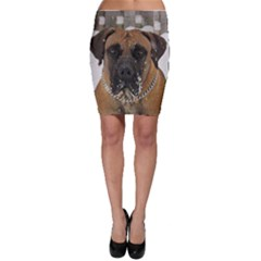 Boerboel  Bodycon Skirt