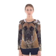 Boerboel  Women s Long Sleeve Tee