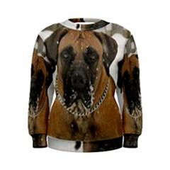Boerboel  Women s Sweatshirt
