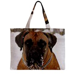 Boerboel  Zipper Mini Tote Bag
