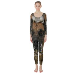 Boerboel  Long Sleeve Catsuit