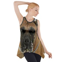 Boerboel  Side Drop Tank Tunic