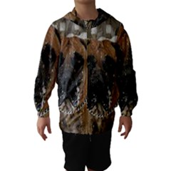 Boerboel  Hooded Wind Breaker (Kids)