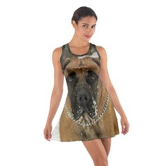 Boerboel  Cotton Racerback Dress