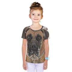 Boerboel  Kids  One Piece Tee