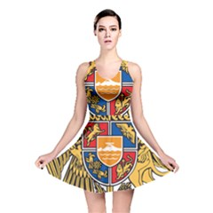 Coat of Arms of Armenia Reversible Skater Dress
