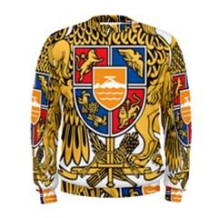 Coat of Arms of Armenia Men s Sweatshirt