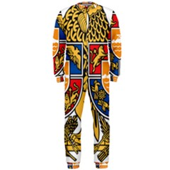 Coat of Arms of Armenia OnePiece Jumpsuit (Men)