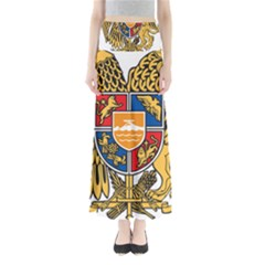 Coat of Arms of Armenia Maxi Skirts