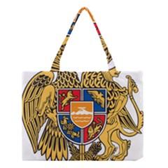 Coat of Arms of Armenia Medium Tote Bag
