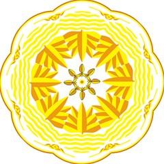 National Emblem of Bangladesh Straight Umbrellas
