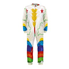 Coat of Arms of The Republic of Belarus OnePiece Jumpsuit (Kids)