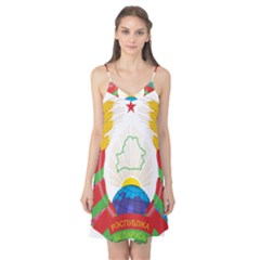 Coat of Arms of The Republic of Belarus Camis Nightgown