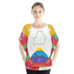 Coat of Arms of The Republic of Belarus Blouse