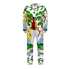 Coat of Arms of Belize OnePiece Jumpsuit (Kids)