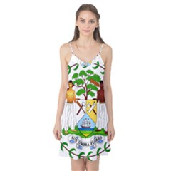 Coat of Arms of Belize Camis Nightgown