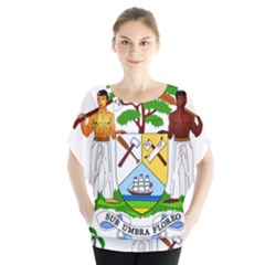 Coat Of Arms Of Belize Blouse