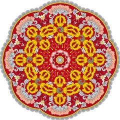 National Emblem of Bhutan Hook Handle Umbrellas (Small)