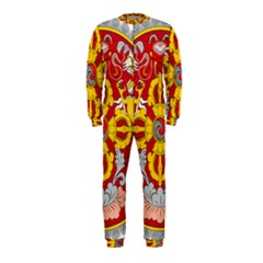 National Emblem of Bhutan OnePiece Jumpsuit (Kids)