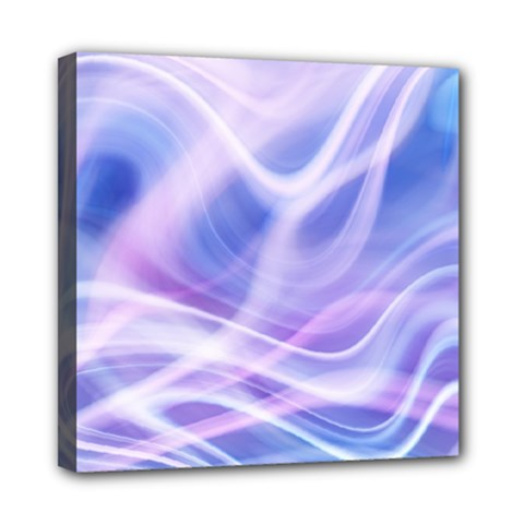 Abstract Graphic Design Background Mini Canvas 8  x 8