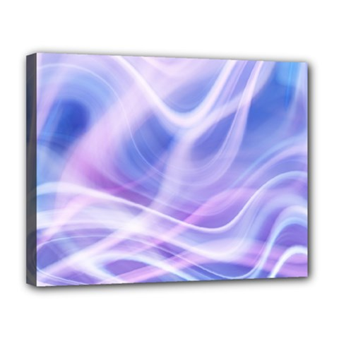 Abstract Graphic Design Background Canvas 14  x 11