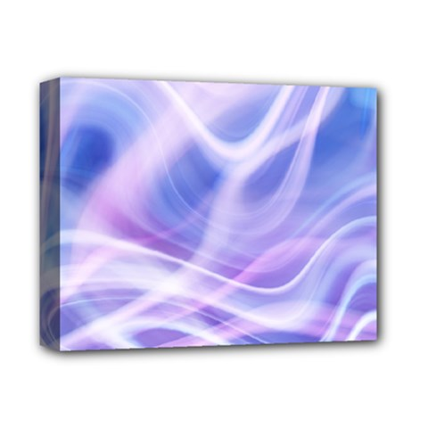 Abstract Graphic Design Background Deluxe Canvas 14  x 11