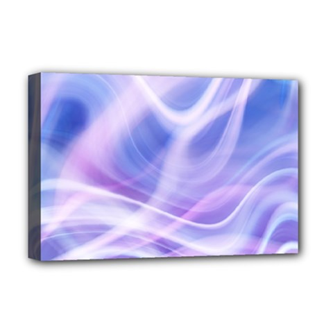 Abstract Graphic Design Background Deluxe Canvas 18  x 12