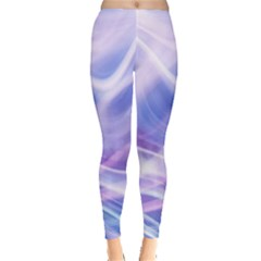 Abstract Graphic Design Background Leggings