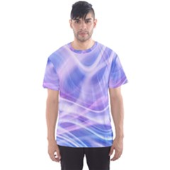 Abstract Graphic Design Background Men s Sport Mesh Tee
