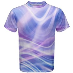 Abstract Graphic Design Background Men s Cotton Tee
