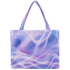 Abstract Graphic Design Background Mini Tote Bag