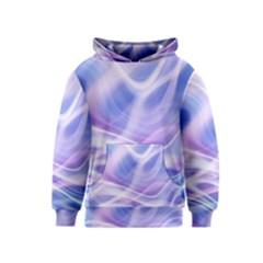 Abstract Graphic Design Background Kids  Pullover Hoodie