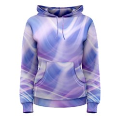 Abstract Graphic Design Background Women s Pullover Hoodie