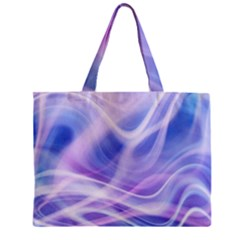 Abstract Graphic Design Background Zipper Mini Tote Bag