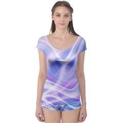 Abstract Graphic Design Background Boyleg Leotard
