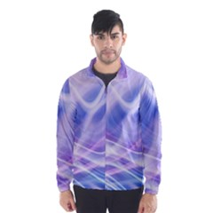 Abstract Graphic Design Background Wind Breaker (Men)