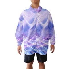 Abstract Graphic Design Background Wind Breaker (Kids)