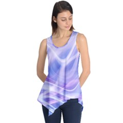 Abstract Graphic Design Background Sleeveless Tunic