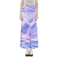 Abstract Graphic Design Background Maxi Skirts