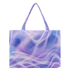 Abstract Graphic Design Background Medium Tote Bag