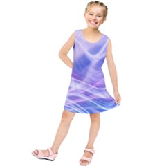 Abstract Graphic Design Background Kids  Tunic Dress