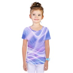 Abstract Graphic Design Background Kids  One Piece Tee
