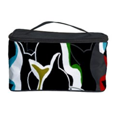 Street cats Cosmetic Storage Case